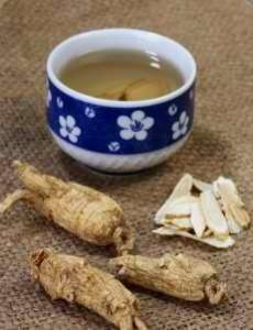 ceai de ginseng